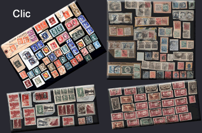 Timbres Lots