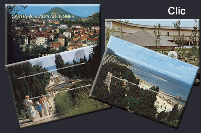 Cartes postales anciennes Bulgarie